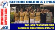 Figurina Squadra Campioniontapsd